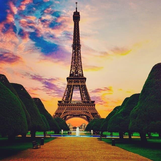 Paris França Instagram