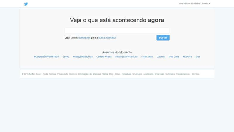 Search.twitter