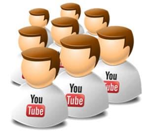 Pacote de 1.000 Inscritos no Youtube