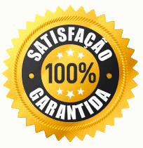 Selo Satisfação 100% Garantida