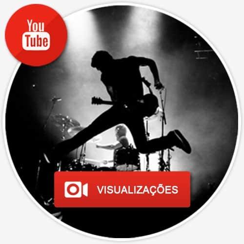 Comprar Visualizações Reais par Youtube