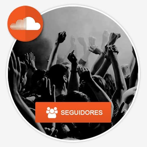 Seguidores Soundcloud