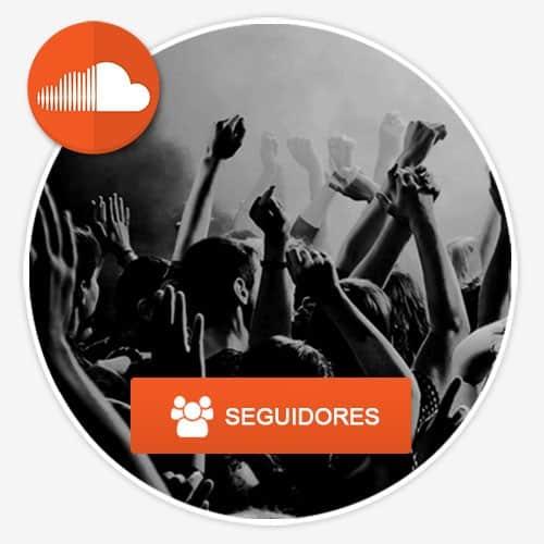 Seguidores Soundcloud