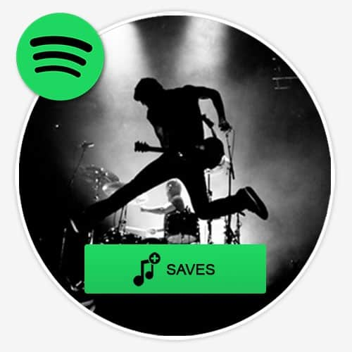 Spotify Saves