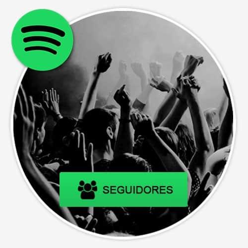 Spotify Seguidores