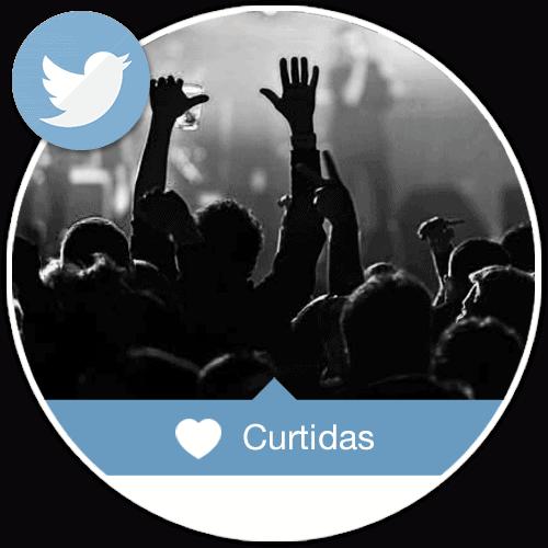 Curtidas Twitter