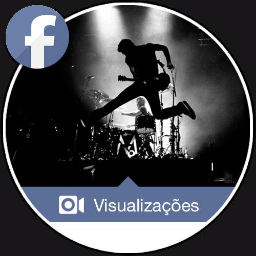 Visualizações Facebook